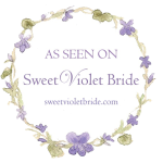 As Seen On Sweet Violet Bride 300x300