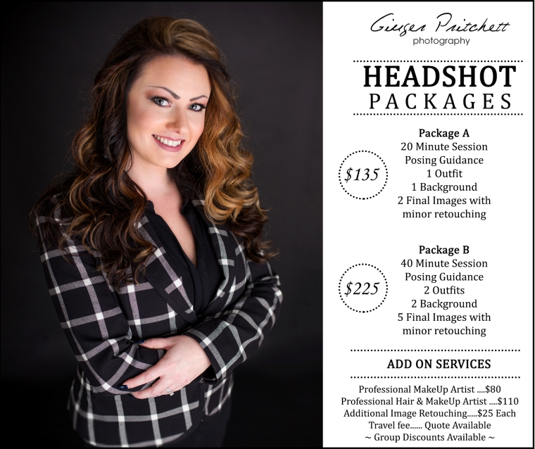 Headshots price guide 2016 blog
